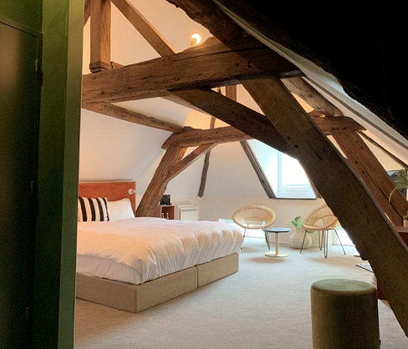Superior kamer van Fitz Roy Maastricht